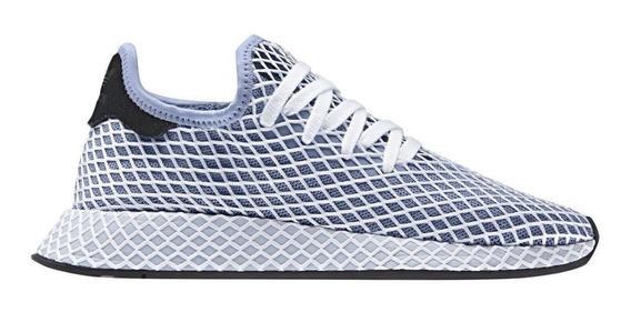 Tenis Para Correr adidas Deerupt Runner Dama Envío Inmediato