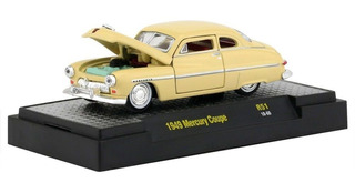 Miniatura Mercury Coupe 1949 1/64 M2machines