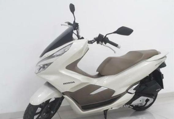 Honda Pcx 2019 0km Bege