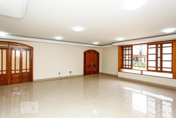 Casa Para Aluguel - Vila Rosália, 4 Quartos, 450 - 892929453