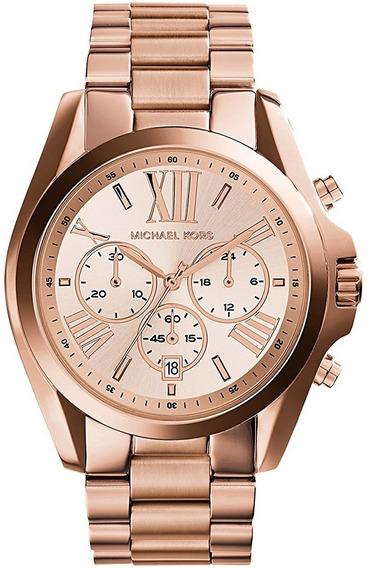 Relógio Michael Kors Feminino Bradshaw Mk5503/4xn