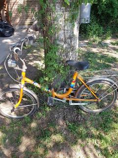 Bicicleta Antigua Fiorenza R20