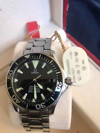 Relógio Omega Seamaster - Masculino