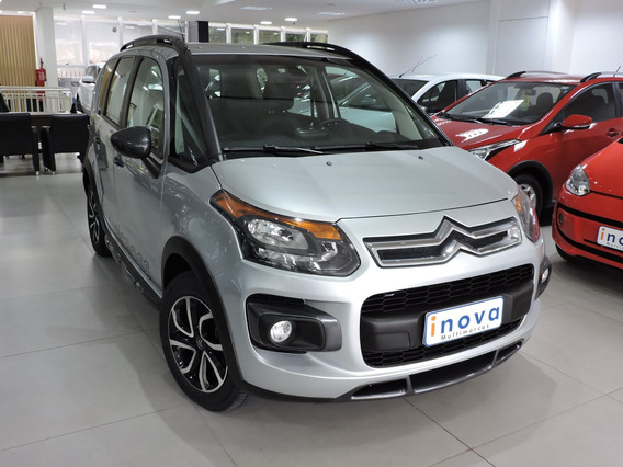 Citroën Aircross 1.6 Exclusive 16v Flex 4p Manual