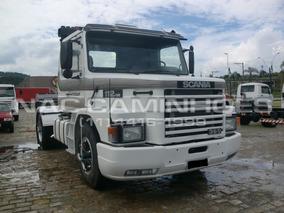 Scania 112 Hw 360 4x2 Ano 1990 Relíquia