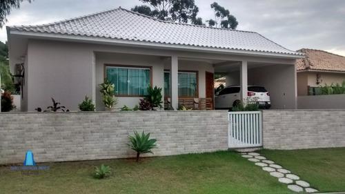 Imagem 1 de 30 de Casa A Venda No Bairro Bananeiras Em Araruama - Rj.  - 879-1