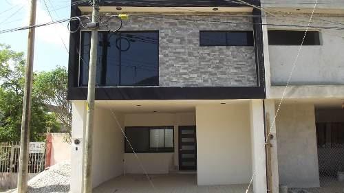 Casa Nueva En Venta En Plan De Ayala