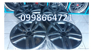 4 Aros Nuevos Originales Audi Q7(2005-2015) Magnesio 5h 130m