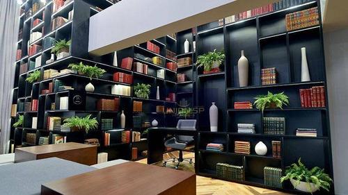 Imagem 1 de 19 de Cobertura Com 3 Dormitórios À Venda, 186 M² Por R$ 4.464.000,00 - Itaim Bibi - São Paulo/sp - Co1383