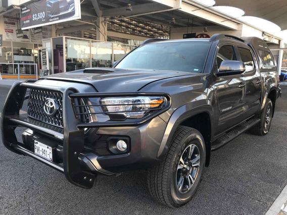 Toyota Tacoma 2019 4p Trd Sport V6/3.5 Aut
