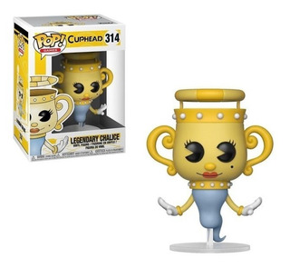 Funko Pop Legendary Chalice 314 Cuphead S1 Baloo Toys