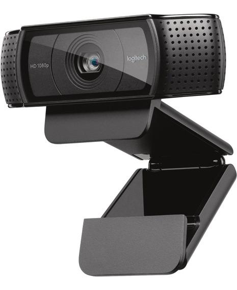 Webcam C920 Pro Full Hd 1080p 15mp - Lacrado