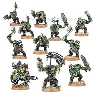 Games Workshop Juegos Taller Warhammer 40k Ork Boyz