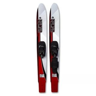 Par Skis Esqui Acuatico Combinados Radar Ski