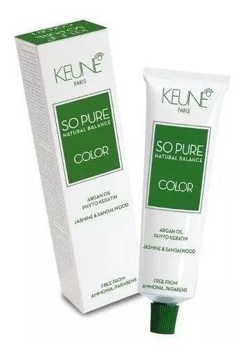 Keune So Pure Color - 4 - Castanho Médio