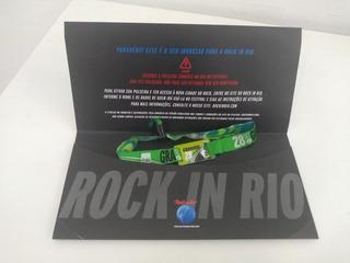 Ingresso Rock In Rio Dia 28/09 Foo Fighters