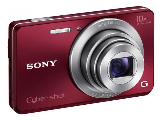 Camera Versus Camera Sony Cyber-shot Dsc-w690