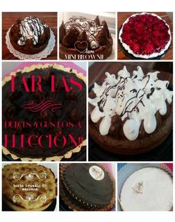 Tortas/ Tartas Artesanales Elección X4 Promo Fiesta!