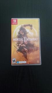 Mortal 11 Kombat Switch