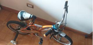 Bicicleta Aurorita Rodado 15 Usada