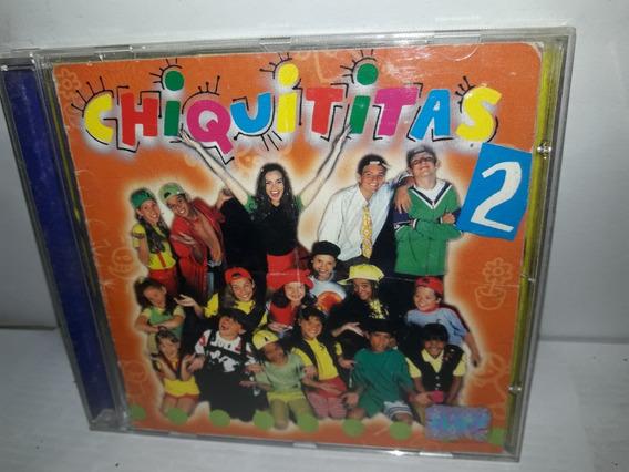 Cd Chiquititas Vol.2 1998 Ne