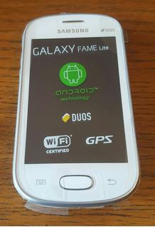 Telefono Galaxy Fame Lite S6792l Duos