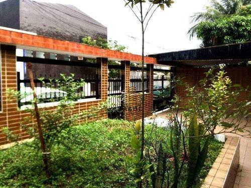 Imagem 1 de 22 de Casa Com 5 Dormitórios À Venda, 156 M² Por R$ 648.000,00 - Boqueirão - Praia Grande/sp - Ca0148