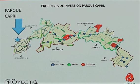 Pre Venta De Terrenos En Lomas De Angelópolis Parque Capri