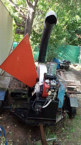 Chipeadora Bicupiro Modelo Tr 20 Hp Motor Naftero 6