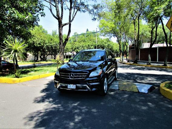 Mercedes 350 Ml 2012 69 Mil Millas Factura Agencia Impecable