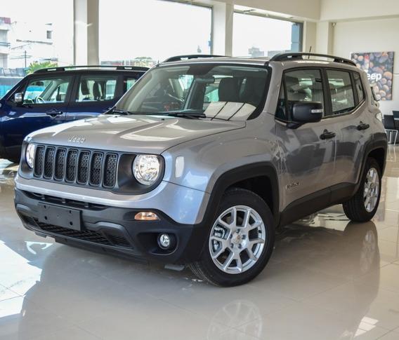 Jeep Renegade 1.8 Sport Mt5 100% Financiado