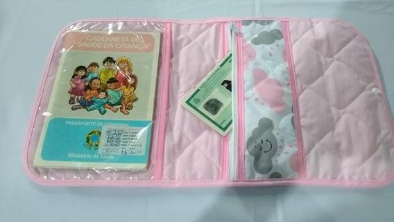 Porta Caderneta De Vacinação