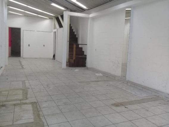 Loja Para Alugar, 200 M² Por R$ 3.800/mês - Centro - Santos/sp - Lo0077