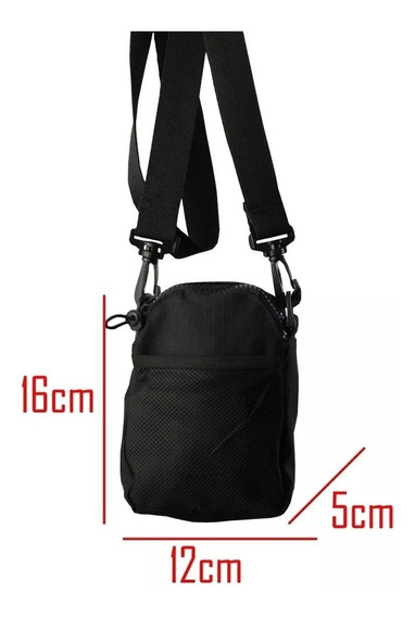 Shoulder Bag Bolsa Transversal Pochete Masculina Pc01