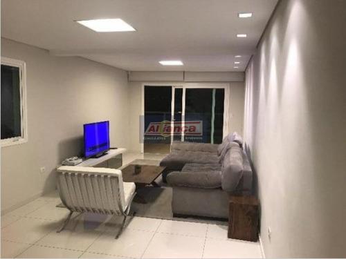 Sobrado Residencial À Venda, Parque Renato Maia, Guarulhos - So0010. - Ai18