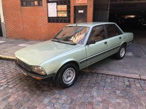 Peugeot 505 Sr S/c 1985 121000 Km, Titular, 1º M.,zona Nuñez