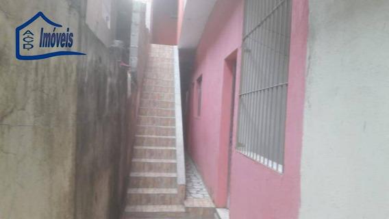 Casa Com 1 Dormitório Para Alugar, 40 M² Por R$ 450/mês - Vila Nova Bonsucesso - Guarulhos/sp - Ca0254
