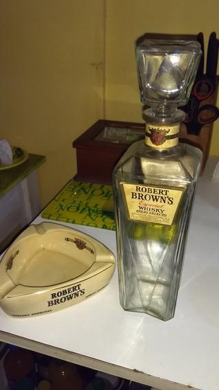Robert Brown, Botella Y Cenicero!!