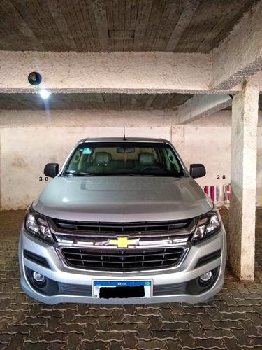 Chevrolet S10 2017 2.5 Advantage Cab. Dupla 4x2 Flex 4p