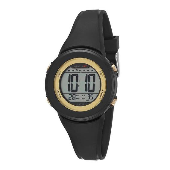 Relógio Speedo Feminino Ref: 81152l0evnp4 Esportivo Digital