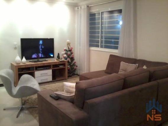 Sobrado Com 3 Dormitórios Com Suite - Jardim Sabará - So0047
