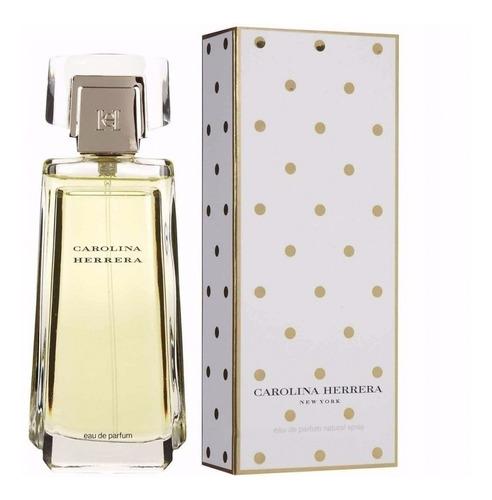 Perfume Carolina Herrera New York Mujer Original 100 Ml