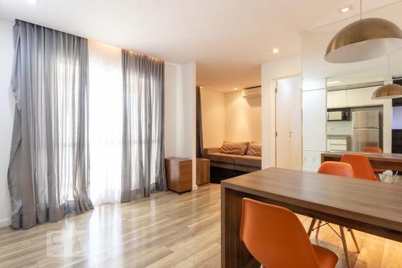 Apartamento Para Aluguel - Vila Olímpia, 1 Quarto, 53 - 893069263