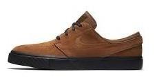 Tênis Nike Sb Stefan Janoski Marrom (aceito Propostas)