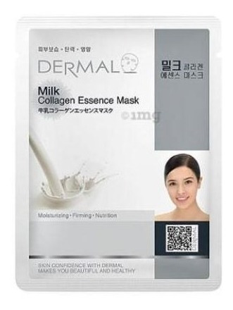 Mascarilla Dermal Milk 1 Pieza 23g