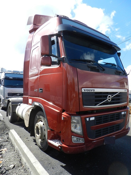 Volvo Fh 440 4x2 2011 Globetrote L C Único Dono Particular