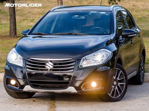 Suzuki Sx4 S-cross Glx Plus At   Permuta/ Financia
