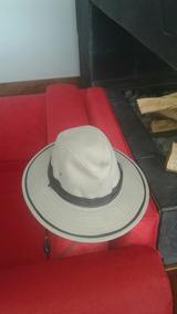 Precioso Sombrero Talla 56 Lona