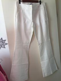 0709c9c374 Calça Branca Social Seiki - Calçados, Roupas e Bolsas com o Melhores ...