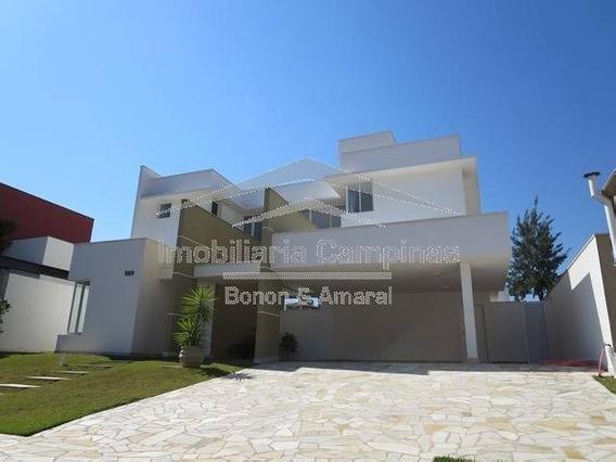 Casa Para Aluguel Em Alphaville Dom Pedro - Ca007417